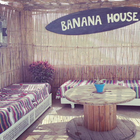 Banana Surf Camp Morocco