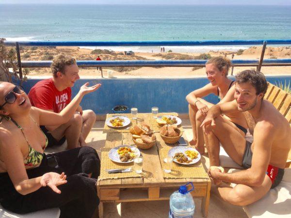 Banana Surf Camp Morocco