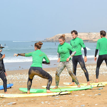 Surfing Holidays Morocco