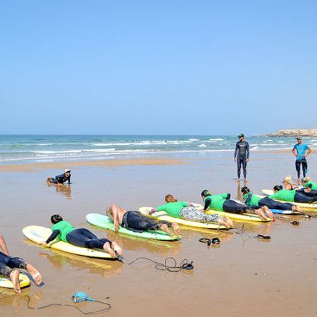 Banana Surf School Morocco