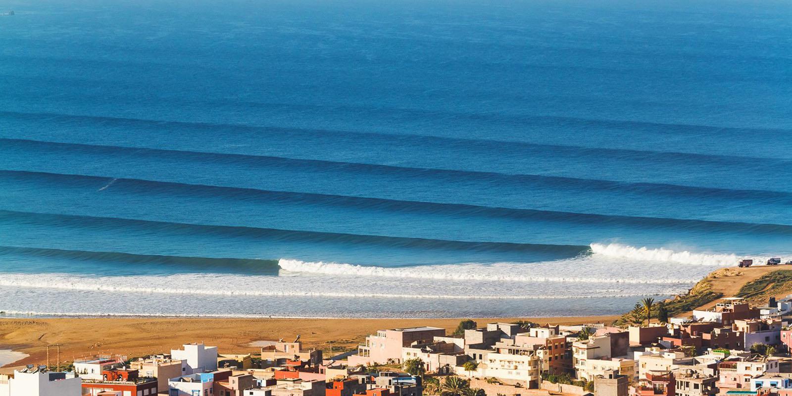 Banana Surfcamp Morocco
