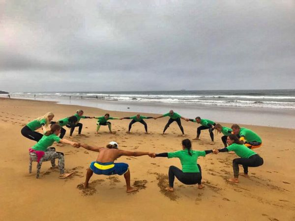 Surf Yoga Morocco
