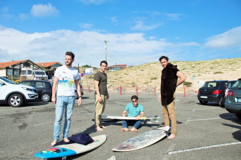 Inglorious Surfeurs