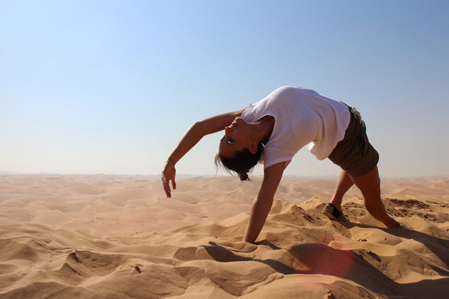 Yoga-Surf-Haus-Marokko