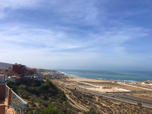 Surf Yoga Villa Morocco