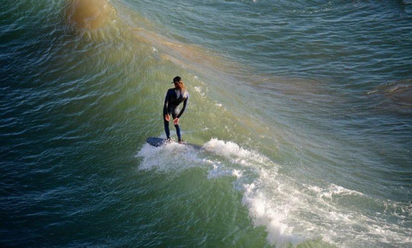 Aziz Surflehrer Banana Surf Marokko