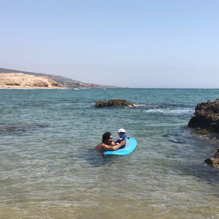 Khalid Inhaber Banana Surf Marokko