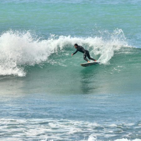 Khalid proprietaire Banana Surf Maroc