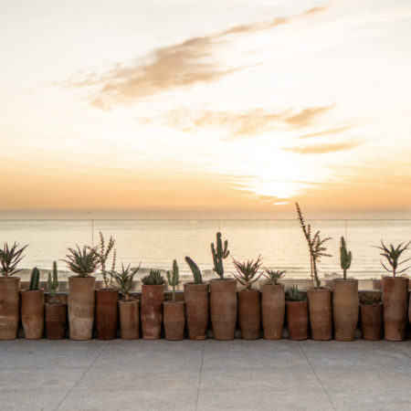 bed breakfast surf yoga guesthouse bluemindmorocco rooftop