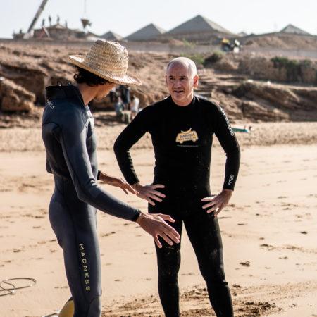 Banana Surf Marokko Surfunterricht