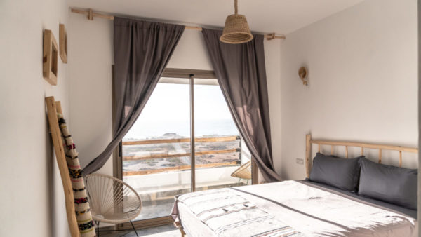 surf yoga guesthouse bluemind morocco